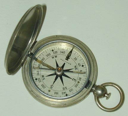 Waltham pocket watch value by